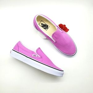 Vans Orchid Classic slip-on pink 💕